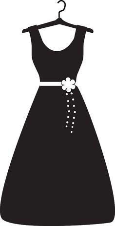 Costura e roupas - RIblackandreddress05.png - Minus