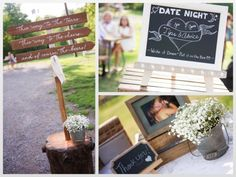 DIY Rustic Wedding Balls Falls Big Barn