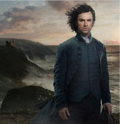 Poldarked: Aidan Turner Talks Poldark - great interview