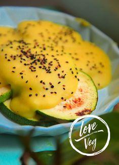 Queso vegano para gratinar vegetales | Love Veg
