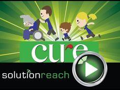 Raising money to support CURE Childhood Cancer! 2013 Solutionreach SolutionRun Highlights