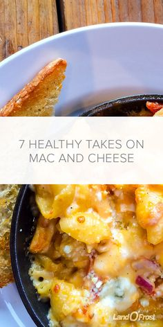 Make a mac and cheese dish that's kid-friendly and adult-approved. Our 7 healthy takes on mac and cheese will create dinners the whole family loves that are cooked together in one pan for less mess.