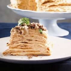 Shrove Tuesday: What's the difference between a pancake and a crêpe? Roast Menu, Peppermint Crisp Tart, Malva Pudding, Coffee Biscuits, Sticky Pork, Pancake Stack, South African Recipes, Food Dishes, Cravings