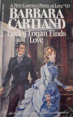 barbara cartland book covers - Google Search