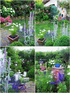 Best Broceliandes Gartentr ume ein Cottage Garten im Bergischen Land