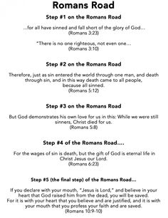gospel-infographic | Bible - Inspiration | Pinterest | Roman roads ...