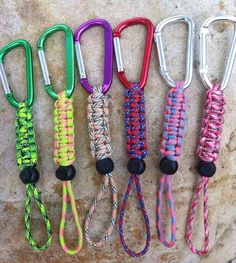 Image result for paracord buddy keychain