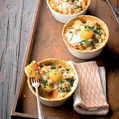 Pumpkin and wild herb gratin – an easy vegetarian recipe - Modern Vegetarian Recipes Easy, Veggie Recipes, Fall Recipes, New Recipes, Whole Food Recipes, Healthy Recipes, French Recipes, Veggie Food, Healthy Food