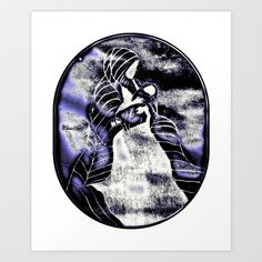 Mother Art Print by Christa Bethune Smith, Cabsink09 - $12.48