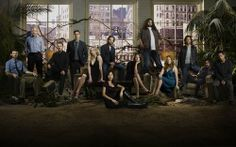 Lost Photo: New Season 5 Group Promo Photo  - HQ