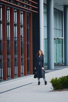 Elegancko i wygodnie zimą, czyli jak się ubrać do pracy lub na spotkanie? | Innooka