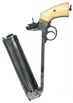 rocketumbl:  Webley Tranquilizer Gun
