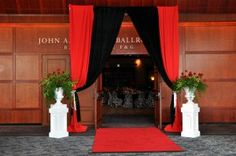 Red Carpet Centerpieces | Casino Theme Parties | Atlanta Casinos | 770-422-7200 O'Brien ...
