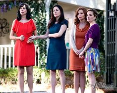 Denise, Claudia Joy, Pamela, and Roxy Military Girlfriend, Military Love, Military Spouse, Kim Delaney, Catherine Bell, Wife Pics, Army Wives, Usmc, Marines
