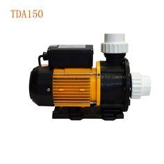 168.22$  Buy here - http://alicrc.worldwells.pw/go.php?t=32692862546 - 1piece spa pool bathtub pump 1.1KW / 1.50HP TDA150 168.22$