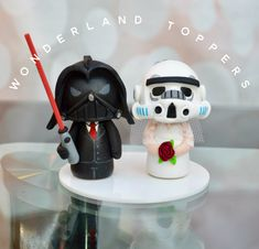 Star Wars Cake Toppers, Decor, Hawaii, Decorating, Dekoration, Deco, Decorations, Deck, Decoration