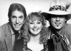 Henry Winkler, Shelley Long & Michael Keaton