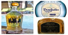 The 10 Best Tequilas under $50 - For more delicious recipes and drinks, visit us here: www.tipsybartender.com