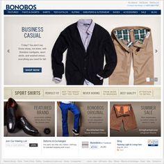 Bonobos on Magento Short Shirts, Tee Shirts, Business Casual, Suit Jacket, Blazer, Shorts, Sweaters, Jackets, Shopping