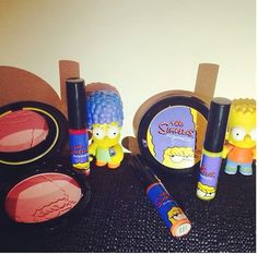 The Simpson's collection by MAC. Will be out in September 4th.