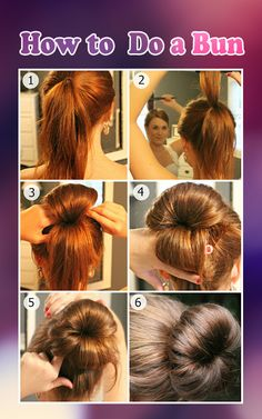 How to Do Bun Without Donut