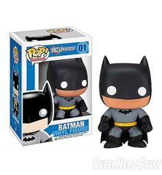 "Batman ""Pop Heroes"" Vinyl Figure"