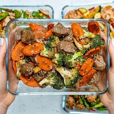 Super Easy Beef Stir Fry for Clean Eating Meal Prep! Super Easy Beef Stir Fry for Clean Eating Meal Prep!,FOOD Meal Prep The second recipe in our FOUR part series featuring FOUR different, but. Easy Beef Stir Fry, Stir Fry Meal Prep, Homemade Stir Fry, Lunch Meal Prep, Easy Meal Prep, Healthy Meal Prep, Healthy Eating, Fitness Meal Prep, Meal Preparation