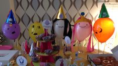 My Adventure Time Balloons!