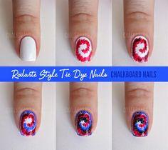 Modelos de uñas muy chic! - MiBelleza10.com