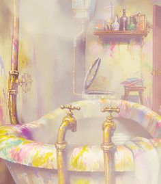 cieled: Howls bathtub