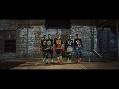 Family Force 5 - Sweep The Leg (Official Music Video) - YouTube >>>Oh. My. Gosh