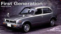 #TBT 1st generation #Honda#Civic!
