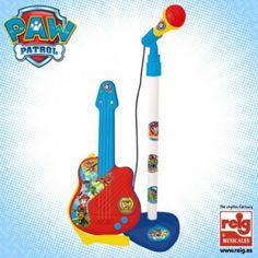Juguete PATRULLA CANINA MICRO Y GUITARRA Precio 28,12€ en IguMagazine #juguetesbaratos