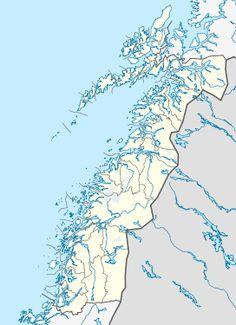 Mo i Rana is located in Nordland