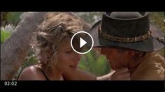 Crocodile Dundee – A crocodile attacks Sue
