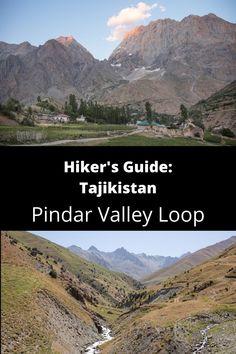 Tajikistan: Pindar Valley Loop Trek - Asia Hikes Tokyo Japan Travel, Japan Travel Tips, China Travel, Bali Travel, Wanderlust Travel, Central Asia, Eastern Europe, Where To Go, Cool Places To Visit