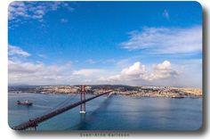 Good bye Lissabon!