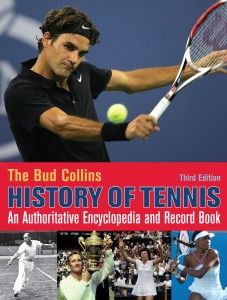 "The Legacy of Bud Collins Lives On With ""The Bud Collins History of Tennis"" Book"