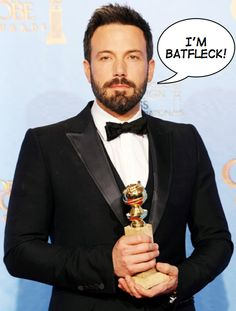 Batfleck Speaks - Ever since his controversial casting last summer we've heard plenty of childish complaining about Ben Affleck taking on the role of Bruce Wayne/Batman in Warner Bros.' upcoming Batman vs. Superman film (remember all of the Heath Ledger/Joker bashing? Look how that turned out). Now...