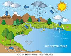 Image result for Water Cycle clipart Water Cycle, Clip Art, Teaching, Activities, Image, Education, Pictures, Learning