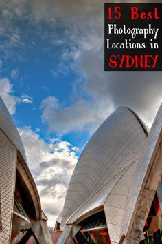 I spend a considerable amount of time working as photographer in Sydney. I can't stop myself going on sunset and sunrise in new places to take a capture of this awesome city....and here they are the best 15 locations I can only suggest to visit  http://mel365.com/best-photography-locations-sydney/?utm_content=bufferc92b2&utm_medium=social&utm_source=pinterest.com&utm_campaign=buffer