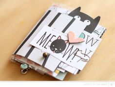 Cat Mini Album Cariilup