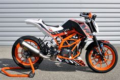 official image of KTM Duke 390 ABS - Google Search