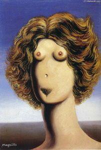 Viol - (Rene Magritte)
