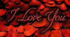"Gif ""I Love You"""