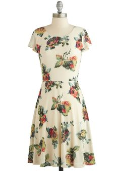 Time for Growth Dress, #ModCloth