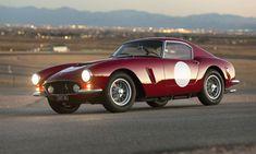 1960 Ferrari 250 GT SWB Berlinetta 'Competizione' by Carrozzeria Scaglietti   Photo by Pawel Litwinski .