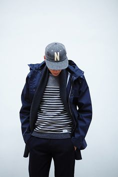 Norse Projects FW 2013 editorial by Fott Shop
