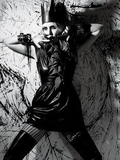 Lykke Li by Craig McDean for Interview August 2011