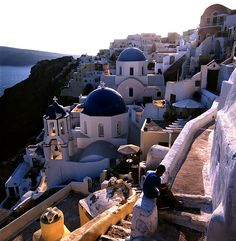 It is totally unfair that my parents went here without me! Greek men... Seriously?! Enough said ;)